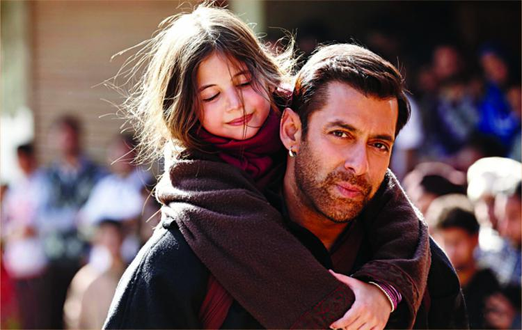 Bajrangi Bhaijaan in sign language of the contract