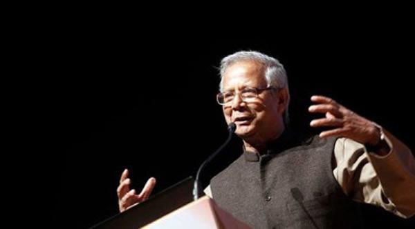 Dr. Yunus...................Three Zero Theory