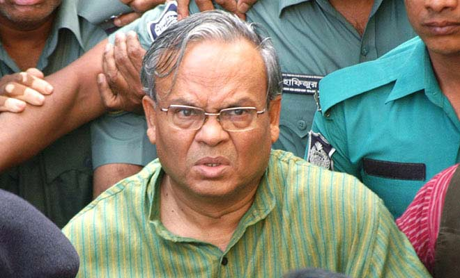 Refused bail petition of .....Ruhul Kabir Rizvi