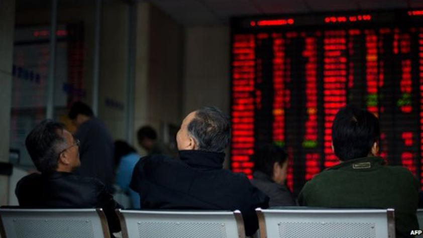 China shares jump despite Greece poll