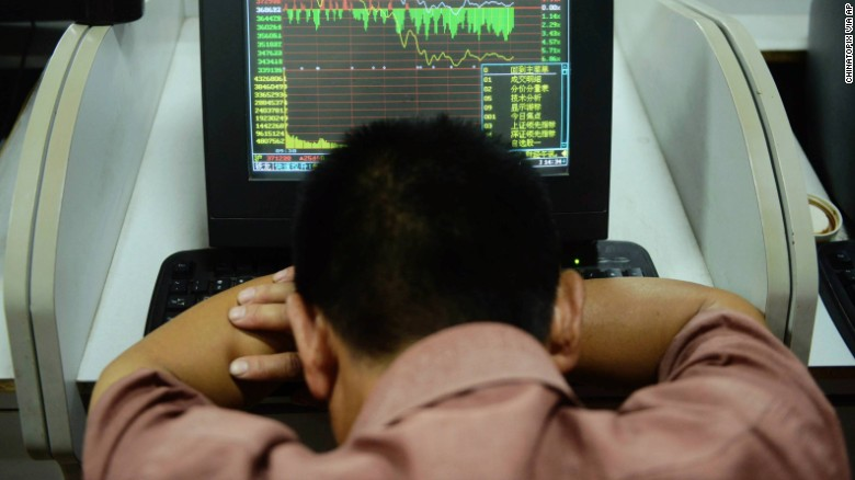 China tries  to stop market crash