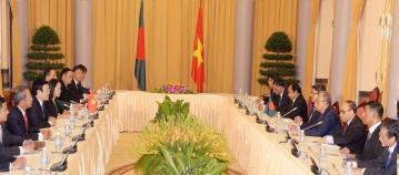 Bangladesh, Vietnam deal to increase bilateral trade