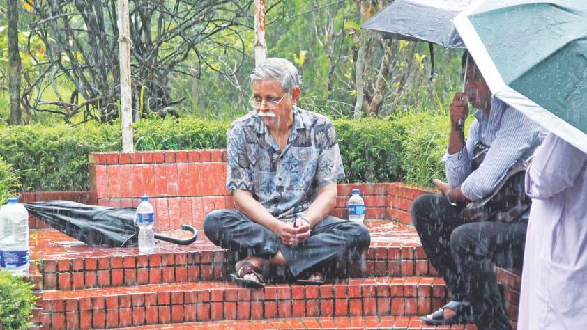 Professor Zafar Iqbal will not press for BCL's punishment
