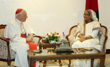 PM tells Vatican Minister