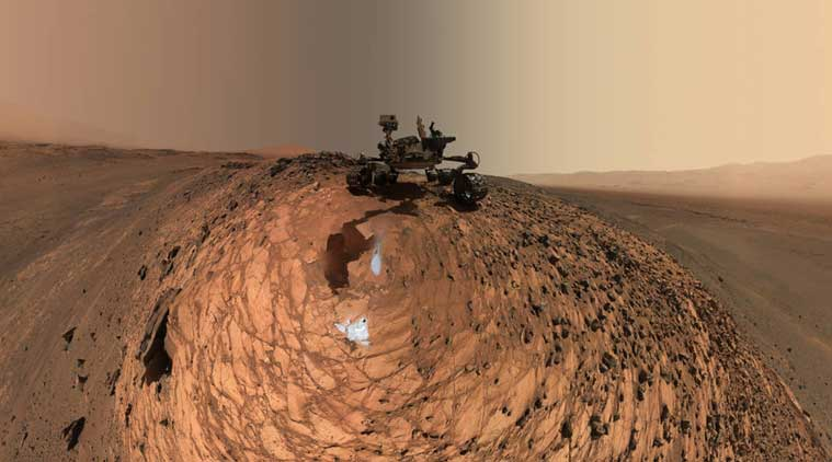Has Curiosity rover really discovered evidence of life