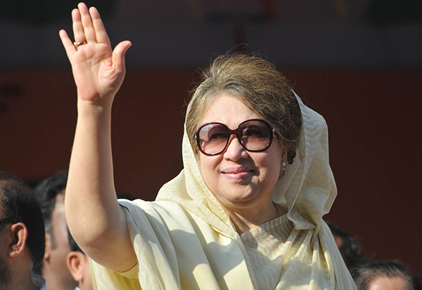 High court rejects BNP chairperson's writ