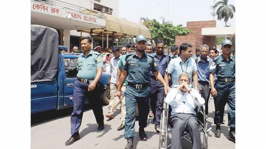 Fakhrul's bail hearing on November 9