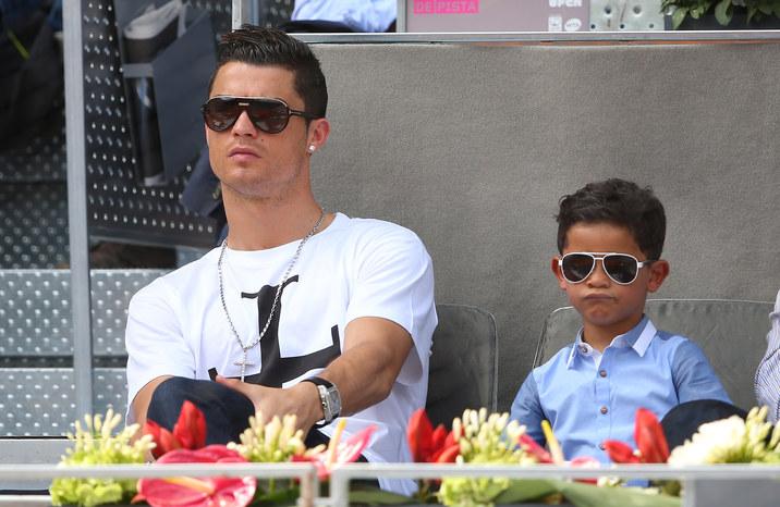 Ronaldo opens in New Film