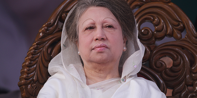 BNP chief Khaleda sees more danger than ever before in Bangladesh