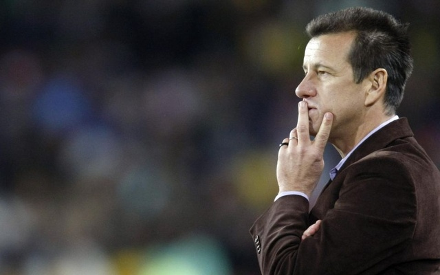 I do not want it, I want to win: Dunga