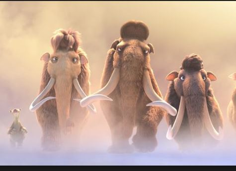 'Ice Age: New trailer collision: the threat of global asteroids