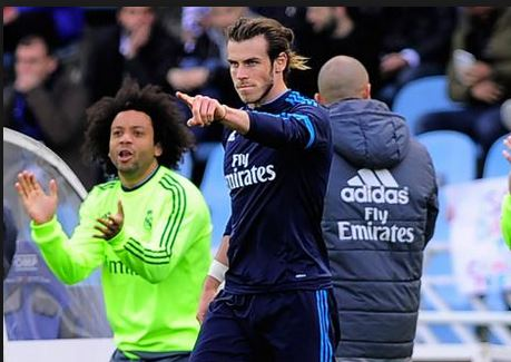 Bale hits real winner