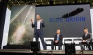 Amazon founder Jeff Bezos announces plans to manufacture rockets