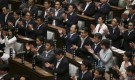 Japan security bills pass