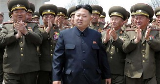 Executes N Korea army chief
